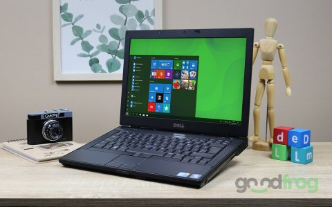 Dell Latitude E6410 / Intel Core i5 / Windows 10