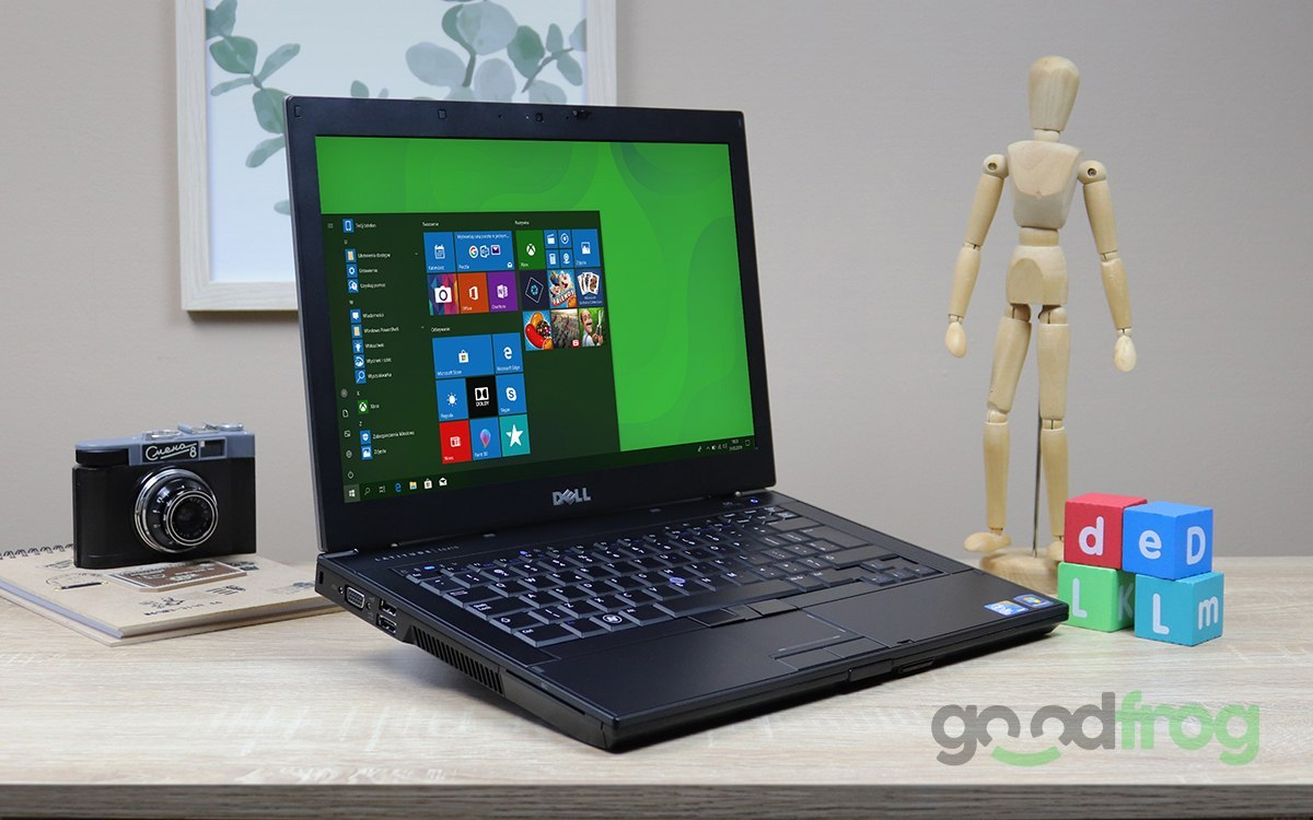 Dell Latitude E6410 / nVidia NVS / Intel Core i7 / Windows 10