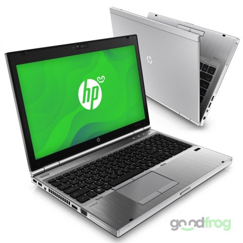 HP EliteBook 8570p / Intel Core i5 / Intel HD Graphics / Windows 10