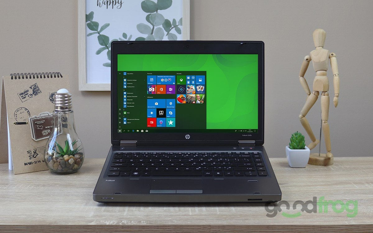 HP ProBook 6360b / Intel Core i5 / Windows 10