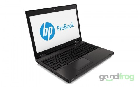 HP ProBook 6560b / Intel Core i5 / Windows 10