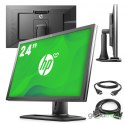 "Monitor 24"" HP ZR2440W / Full HD IPS / HDMI DisplayPort DVI VGA USB"