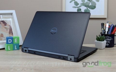 Dell Latitude E5450 / 14-cali HD / Intel Core i5 / 8 GB RAM / SSD / Windows 10