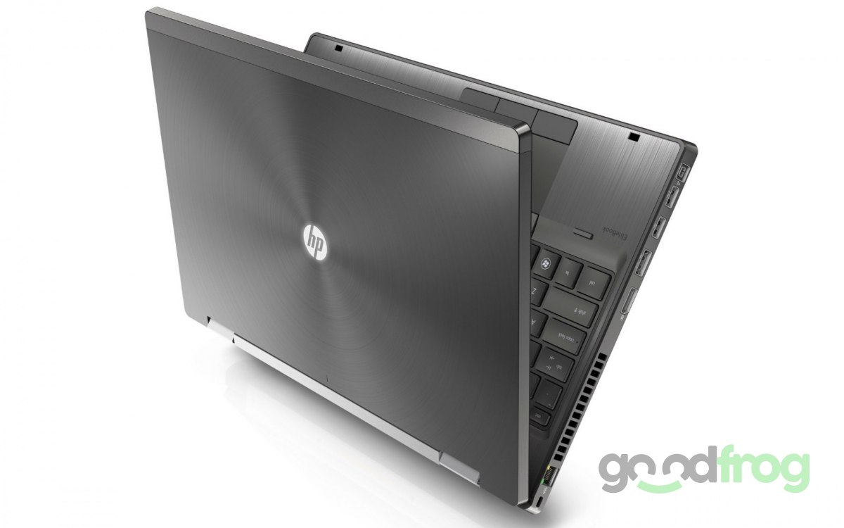 "Stacja robocza HP EliteBook 8570w / 15"" / 1920x1080 / i7-4Core / 16GB / SSD 128GB+500GB / nVidia Quadro / Windows 10"