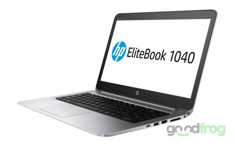 HP EliteBook 1040 G3 / 14-cali 2560 x 1440 / Dotykowy ekran / Intel Core i5 / 8 GB RAM / SSD 256 GB / Windows 10