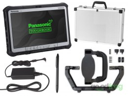Panasonic ToughBook CF-D1 Fully Rugged / 8 GB RAM / SSD 120 GB / Windows 10