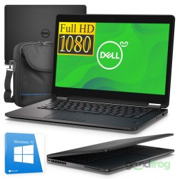 Dell Latitude E7470 / 14-cali Full HD IPS / Intel Core i5 / 8 GB DDR4 / SSD 256 GB / Windows 10