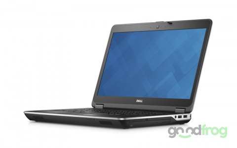 Dell Latitude E6440 / 14-cali WLED / 8 GB RAM / AMD Radeon / Intel Core i5 / Windows 10/7