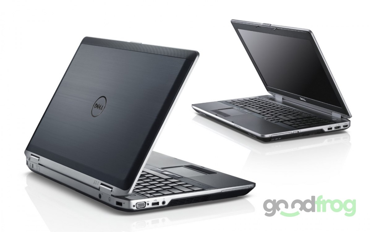 "Dell Latitude E6520 / 15"" FULL HD / 8GB / 500GB / nVidia / W7/10"