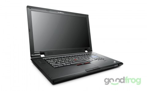 Lenovo ThinkPad L520 / 15-cali / 1600 x 900 / Intel Core i5 / Windows 10