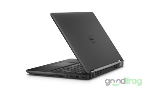 Dell Latitude E7250 / 12 cali HD / Intel Core i7 / 8GB RAM / SSD / Windows 10