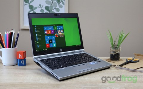 HP EliteBook 2560p / Intel Core i5 / Windows 7