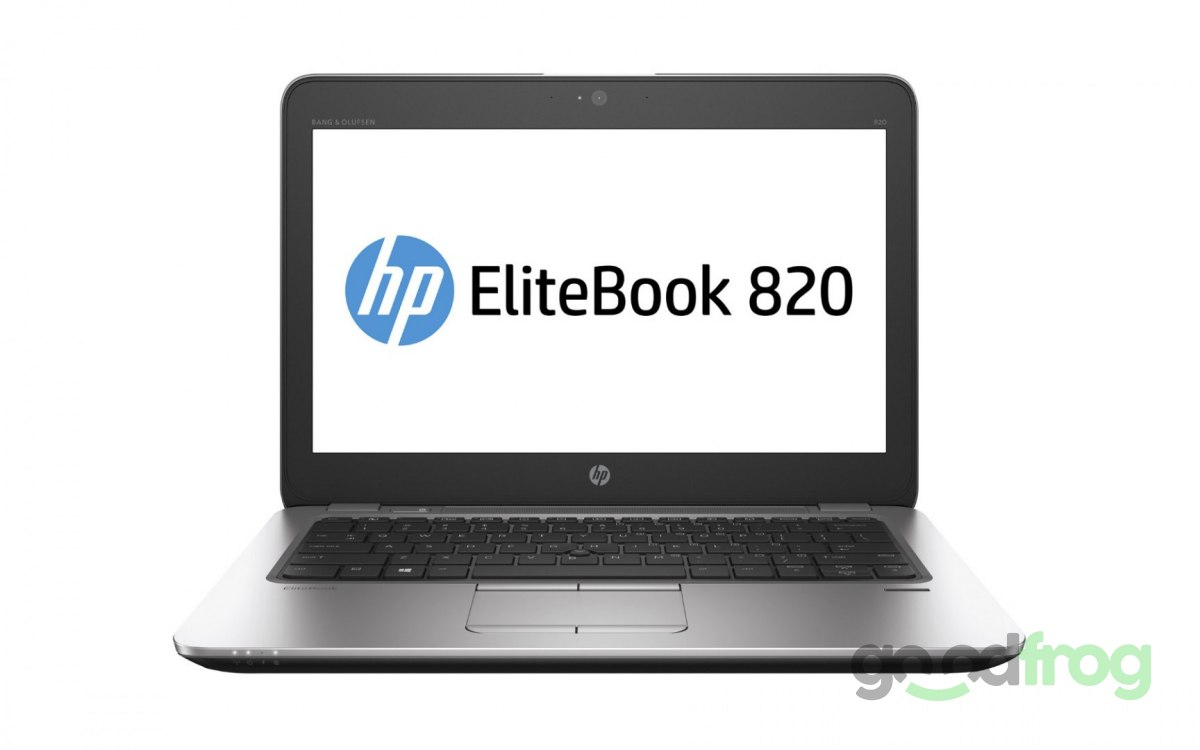 "HP EliteBook 820 G3 / 12"" HD / i5 / 8GB / 256GB SSD / Windows 10"