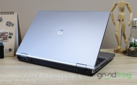 HP EliteBook 8570p / 15-cali Full HD / Intel Core i7 / 8 GB RAM / Windows 10