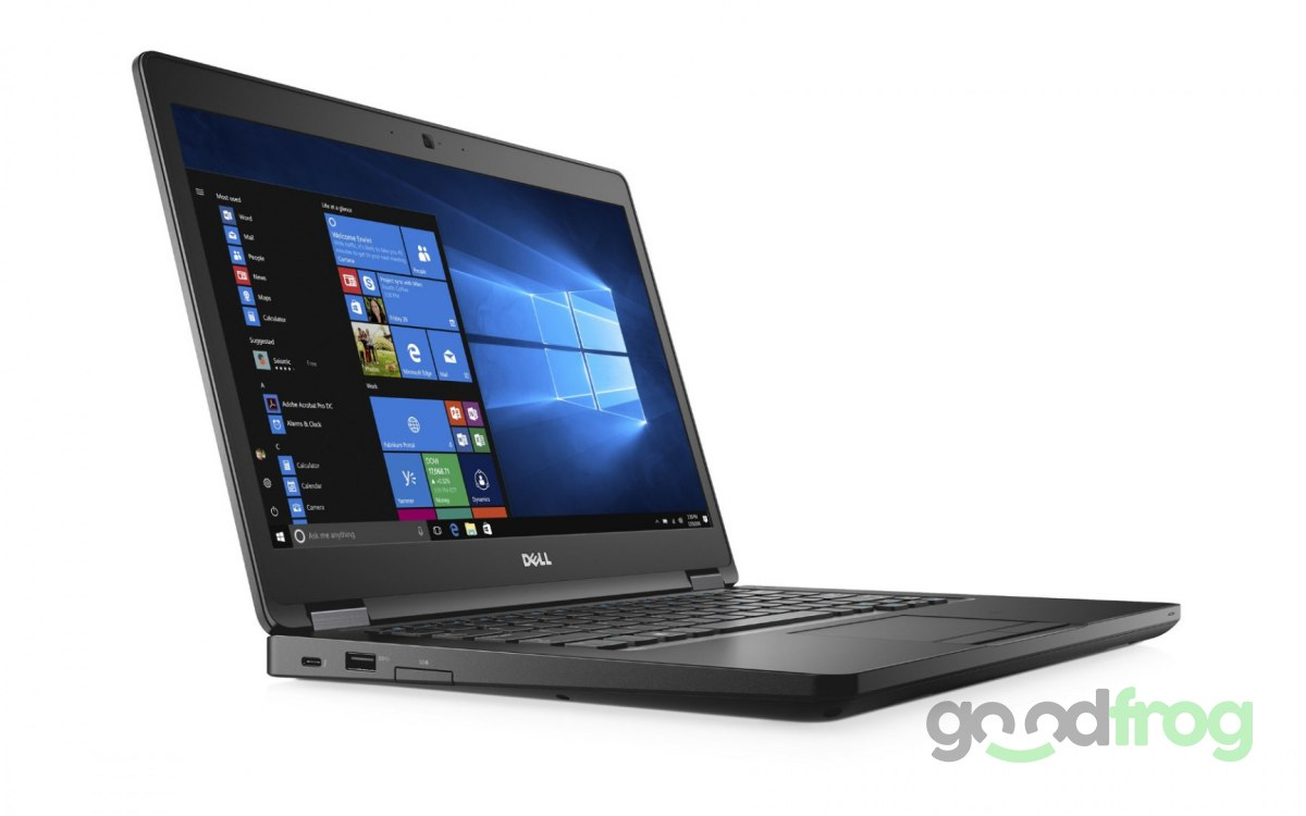 "Dell Latitude 5480 / 14"" / LED / 16GB DDR4 / 256GB SSD / W10"