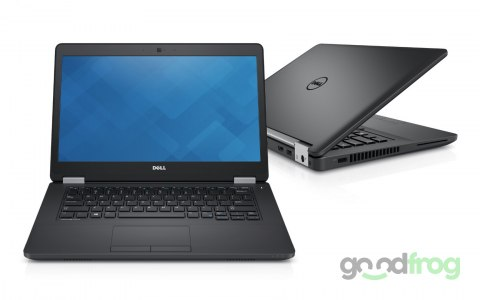 UltraBook Dell Latitude E5470 / TOUCH 14-cali Full HD / 8 GB RAM DDR4 / 250 GB SSD / Windows 10
