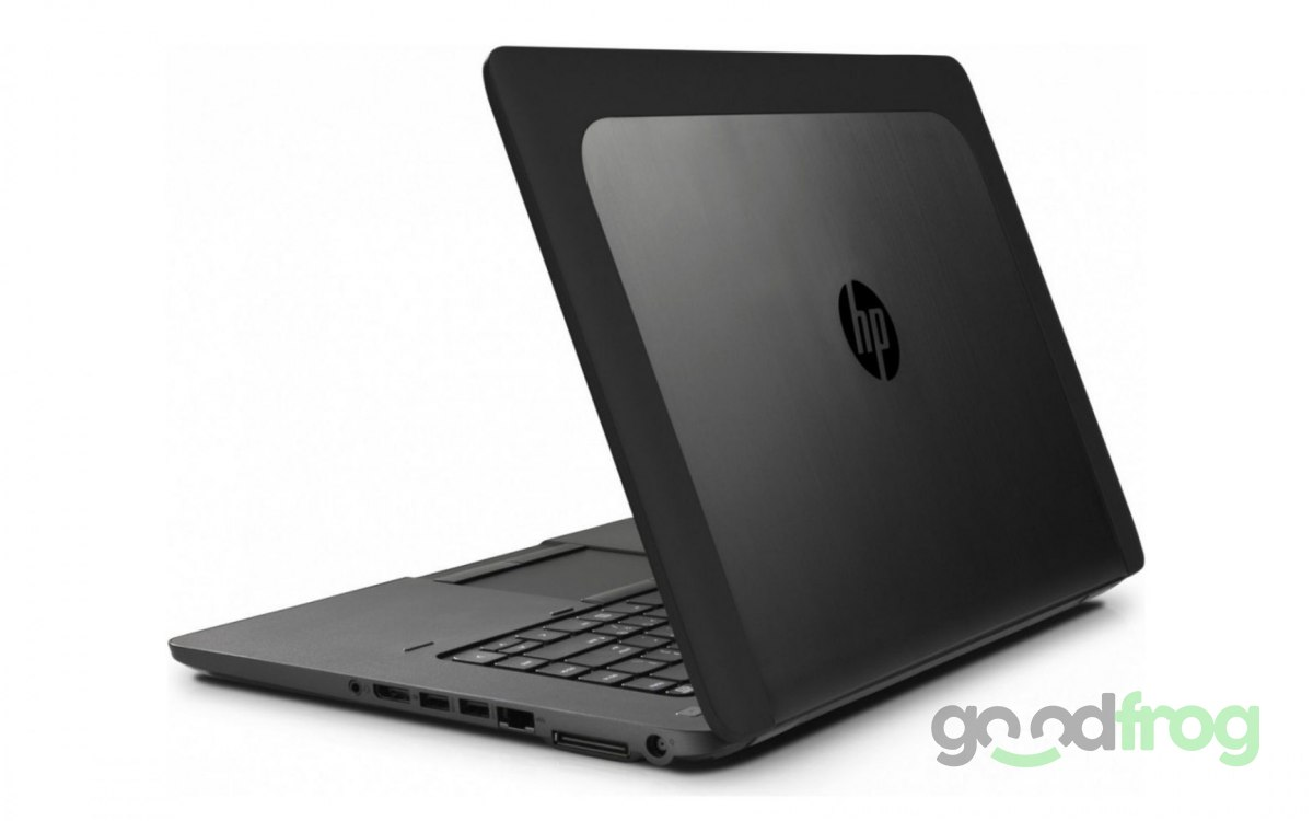"HP ZBook 15 G2 / 15"" / 1920x1080 / i7-4Core / 16GB / 256GB SSD / AMD Radeon"