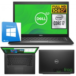 "Dell Latitude 7480 / 14"" Full HD / i7 / 8GB / SSD 256GB / W 10"