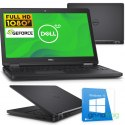 "Dell Latitude E5550 / 15"" FULL HD / 16GB / SSD 500GB / nVidia GeForce / W10"