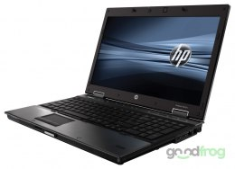 "HP EliteBook 8540P / 15"" / 1600x900 / i5 / 8GB / SSD 128GB / nVidia / W7/10"