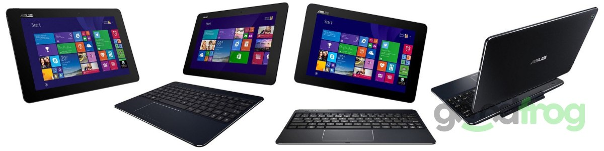 "2W1 Asus Transformer Book T100CHI / 10,1"" TOUCH / Full HD / SSD / W10"