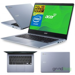 "Acer Acer Chromebook 314 / 14"" / Full HD / SSD / Bateria 12,5h (CB314-1H-C5XM)"