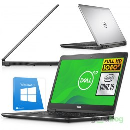 "Dell Latitude E7440 / 14"" / i5 / 8GB / SSD 128GB / W10"