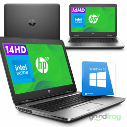 "HP ProBook 640 G2 / 14"" LED / i3 / 8GB SSD 128GB / W10"