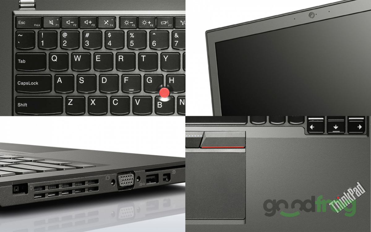 "Lenovo ThinkPad X240 / 12"" / i5 / 8GB / 128 GB SSD / W10"