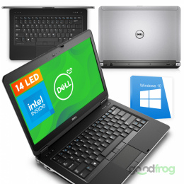 "Dell Latitude E6440 / 14"" / HD / i5 / 8GB / 128GB SSD / W10/7"